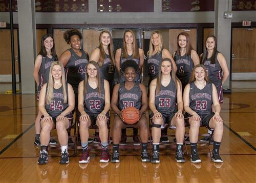 MNHHS Girls Basketball 2019-2020