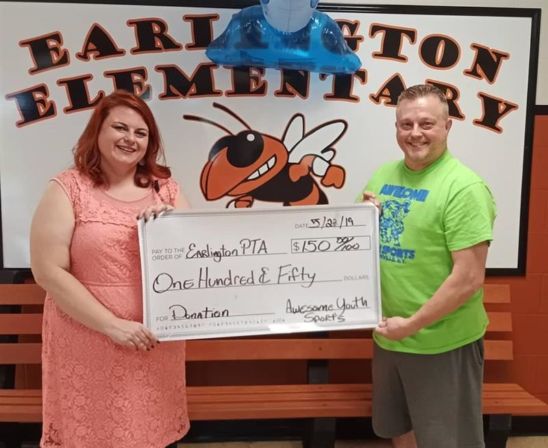 Thank you Meyers Martial Arts for your donation to our PTA!