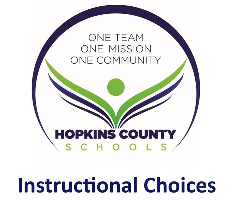 Dates Set to Change Instructional Choices