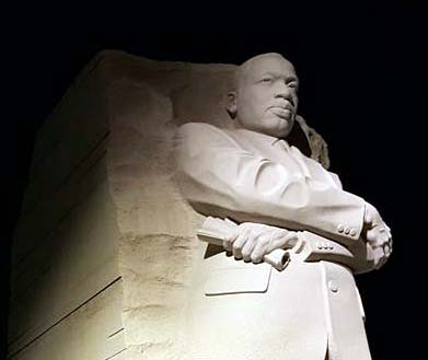 Martin Luther King Jr. Memorial in Washington, D.C.