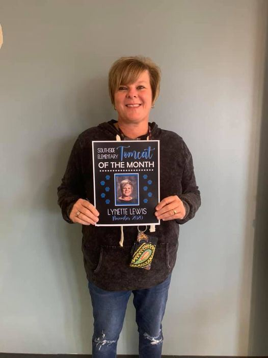 Employee of the Month: November - Lynette Lewis